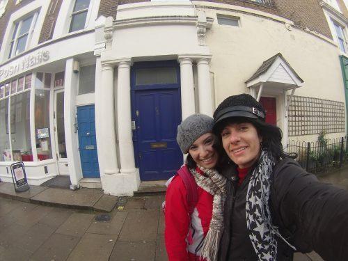 Tem Na Web - Locações do filme Um Lugar Chamado Notting Hill - Estrangeira