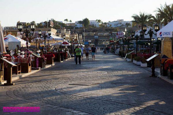 Centro comercial de Naama Bay - Sharm El Sheikh