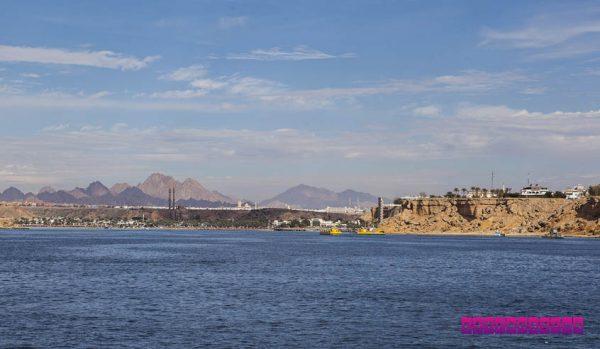 Sharm El Sheikh: praia no Egito!