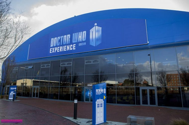doctor-who-experience-cardiff-fachada