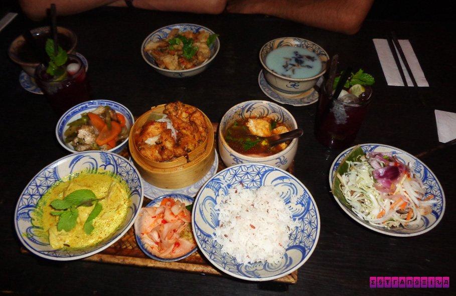 Restaurante Vietnamita em Berlim
