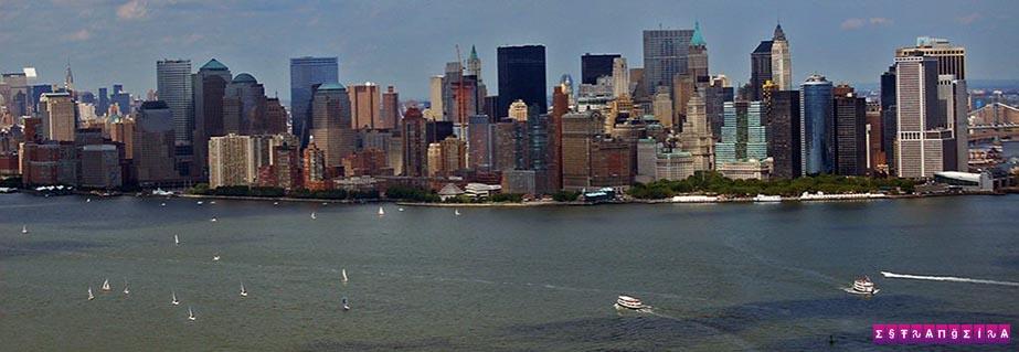 Financial-district-passeio-helicóptero-em-Nova-York