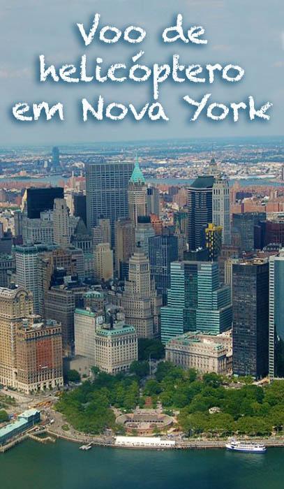 Manhattan-passeio-helicóptero-em-Nova-York-preços