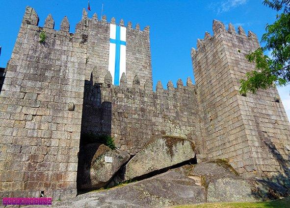 O Castelo de Guimarães tem entrada gratuita