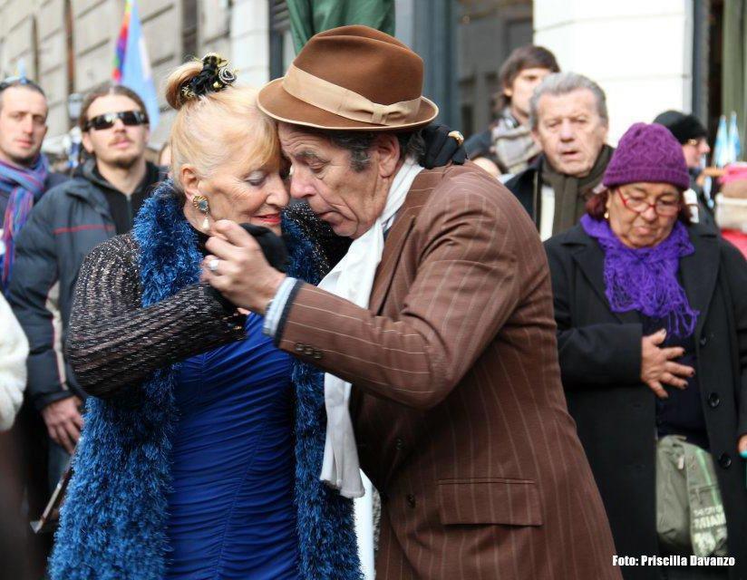 Tango na Feira de San Telmo