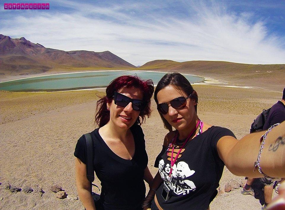 Laguna Miñiques - Atacama - Chile