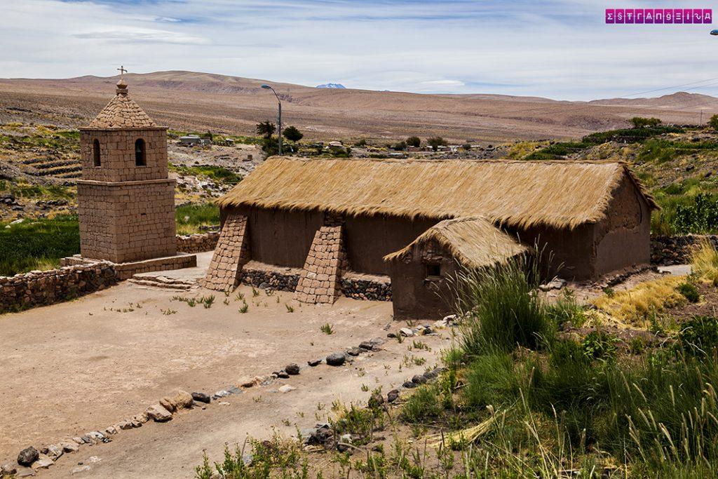 Comunidade Socaire - Atacama - Chile