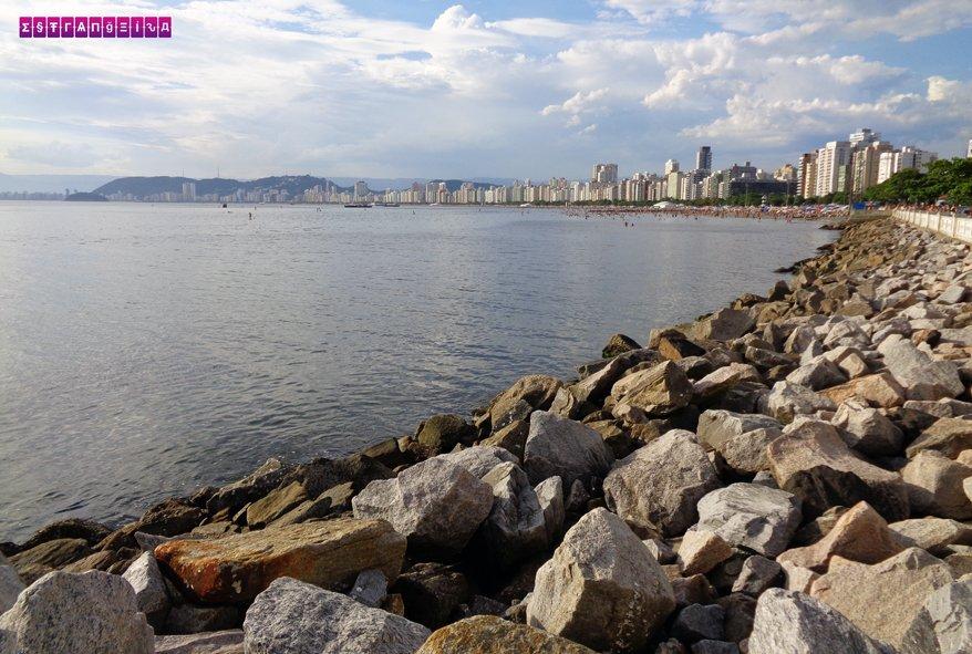 Tem Na Web - O que fazer em Santos, no litoral sul de São Paulo - Estrangeira