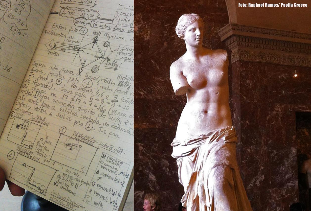 Nosso guia de visita ao Louvre e a Vênus de Milo