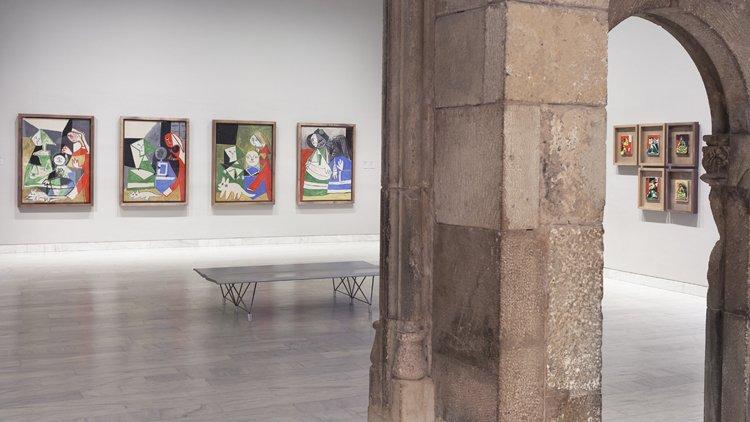 Tem Na Web - Museu Picasso em Barcelona - Estrangeira