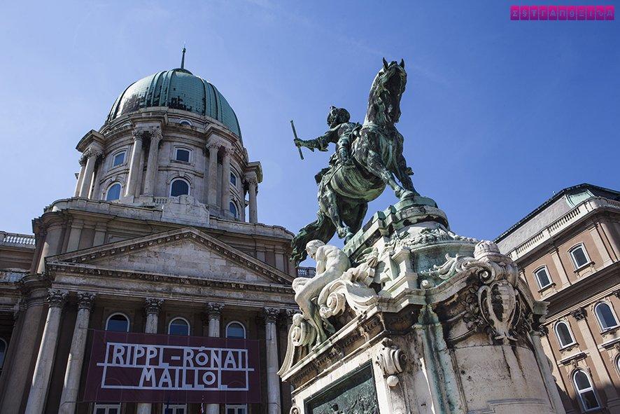 Museu Nacional de Budapeste
