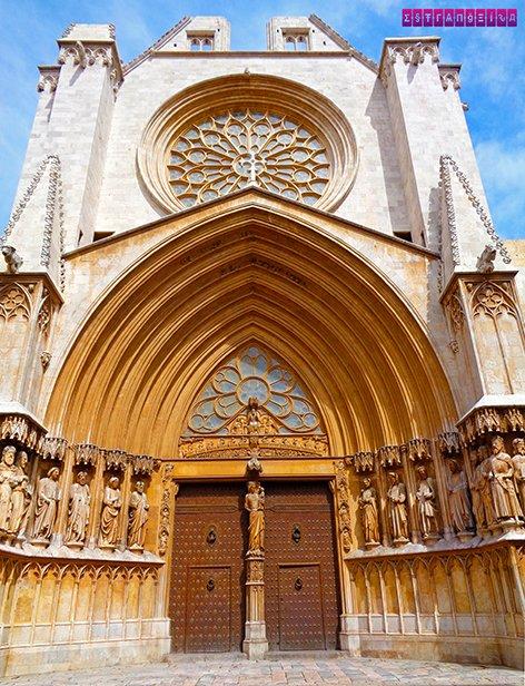 o-que-fazer-em-tarragona-catedral-santa-tecla