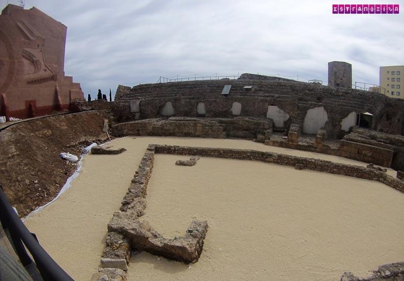 Tarragona-Circo-Romano