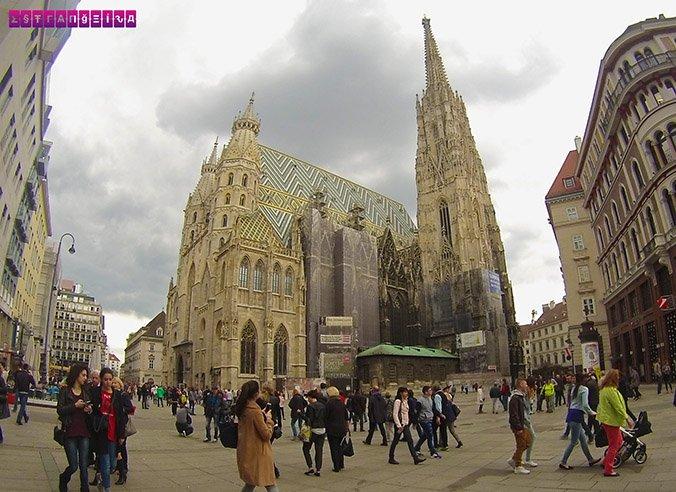 Catedral de St Stephen - Viena