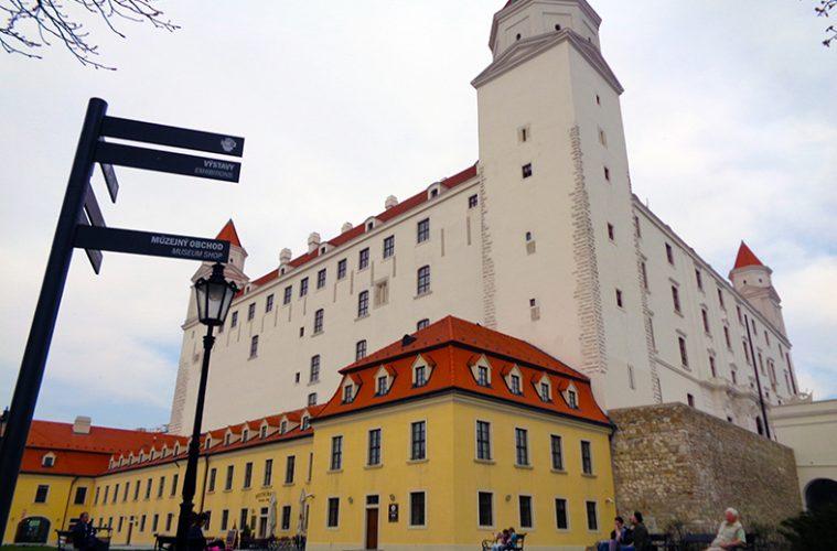 Castelo-bratslava