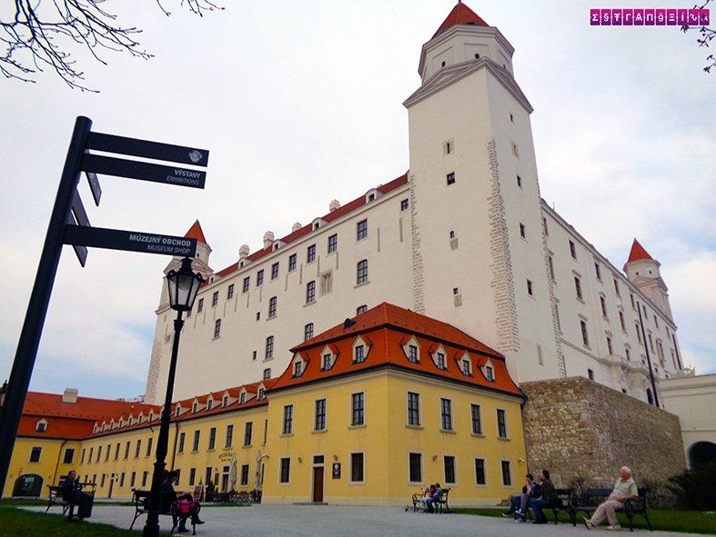 Tem Na Web - Roteiro de 1 dia em Bratislava, Eslováquia - Estrangeira
