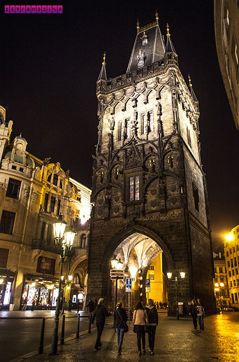 powder-tower-praha-praga-republica-checa