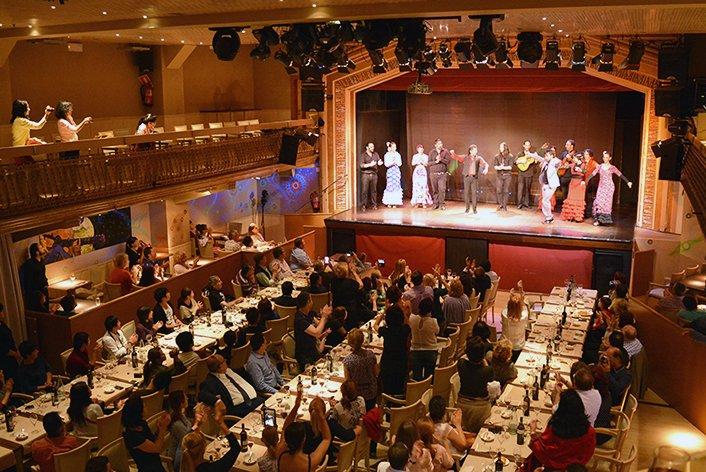 show-flamenco-barcelona-palacio-del-flamenco-restaurante