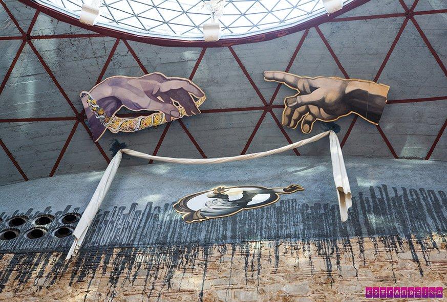 museu-dali-figueres-teto