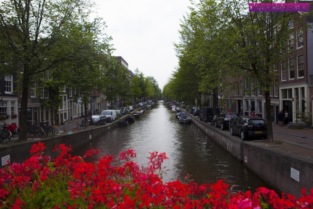 Amsterdam, uma das cidades mais fofas da Europa!