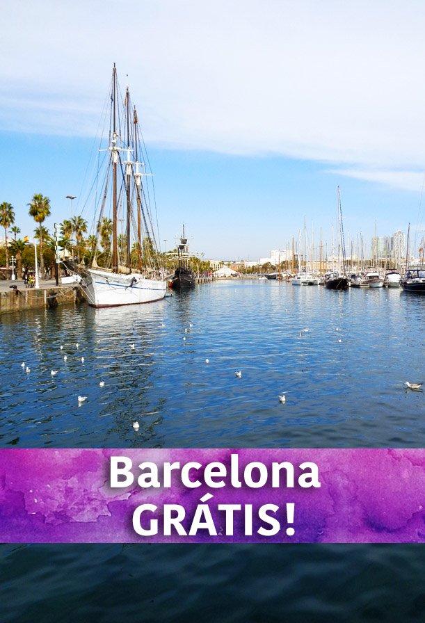 barcelona gratis - marina de barcelona