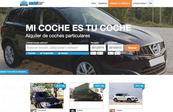 Com o SocialCar alugamos um carro por um preço ótimo e viajamos de Barcelona para Figueres!