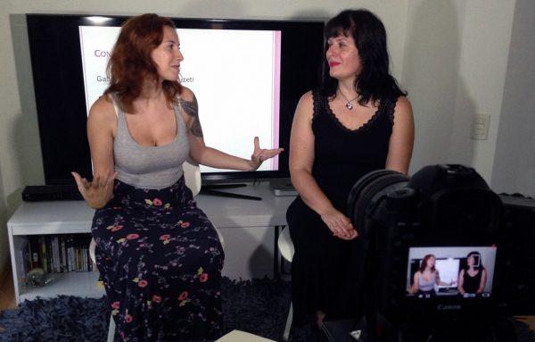 Ensinando audiovisual para outras mulheres