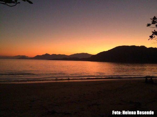 Pôr do Sol em Parnaioca - Ilha Grande