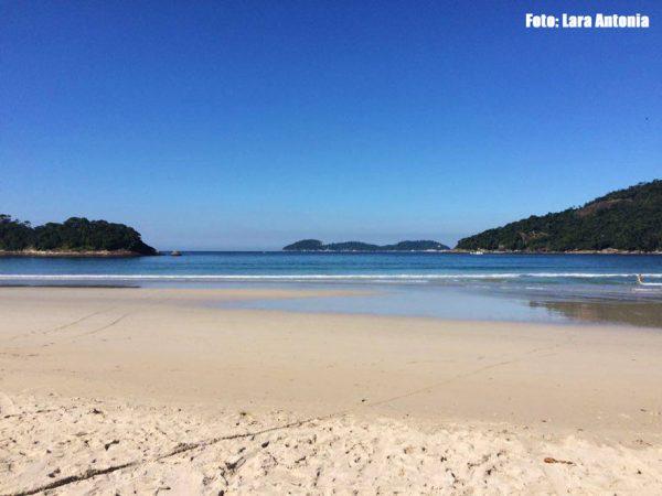 Praia de Dois Rios - Ilha Grande