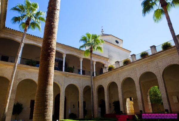 Centro Mudéjar de Sevilha - de graça e muito legal!