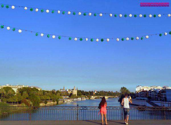 Rio Guadalquivir - Sevilha