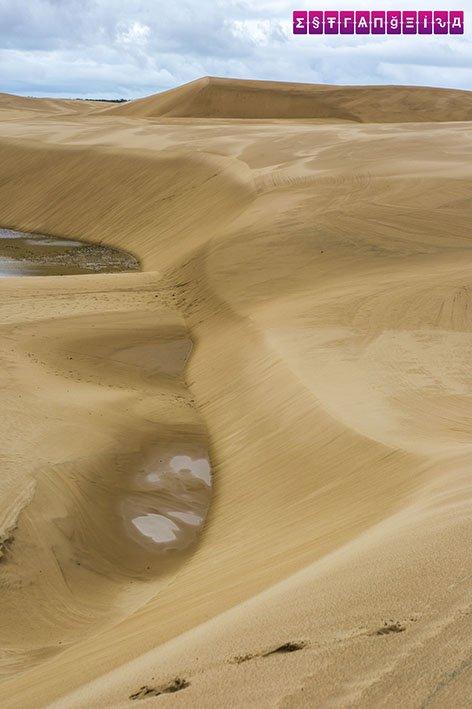 As dunas estão lindas o ano todo nos Lençóis!
