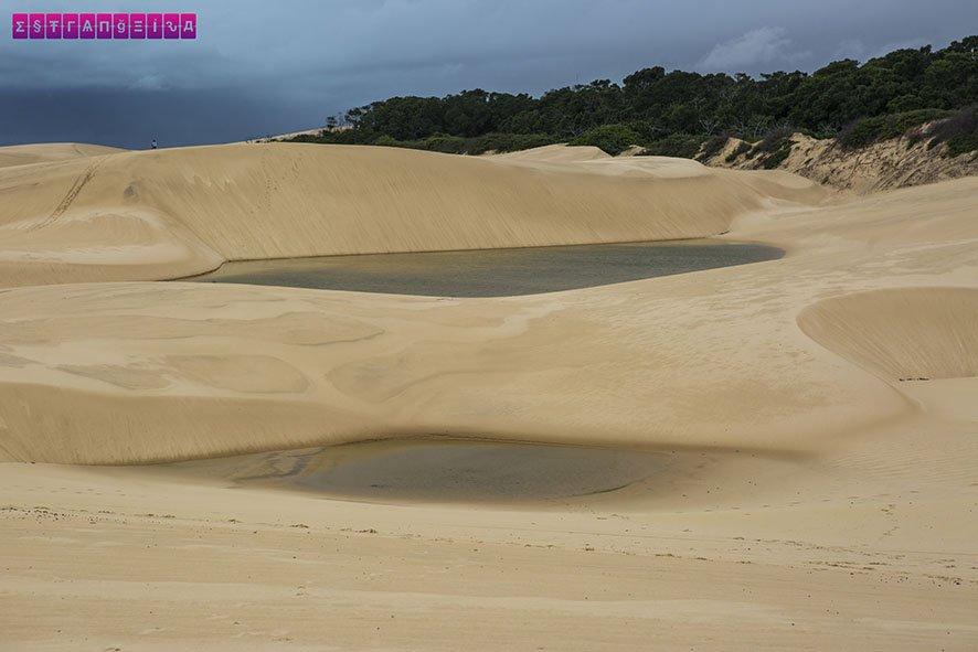 Lencois Lencois Maranhenses Vassouras dunas