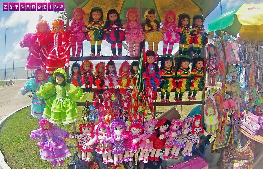 Bonecas rastafaris!