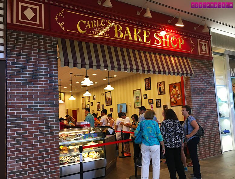 A doceria do Cake Boss no The Florida Mall!