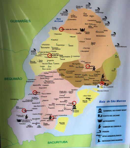 Aqui você se localiza em Alcantâra.