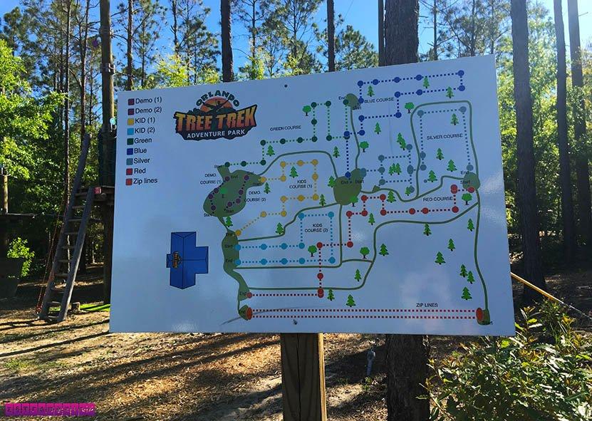 orlando-tree-trek-arvorismo-mapa