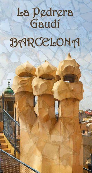 La-Pedrera-Gaudi-Barcelona