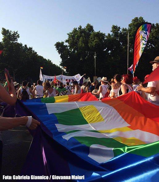 Parada LGBT de Madrid de 2015