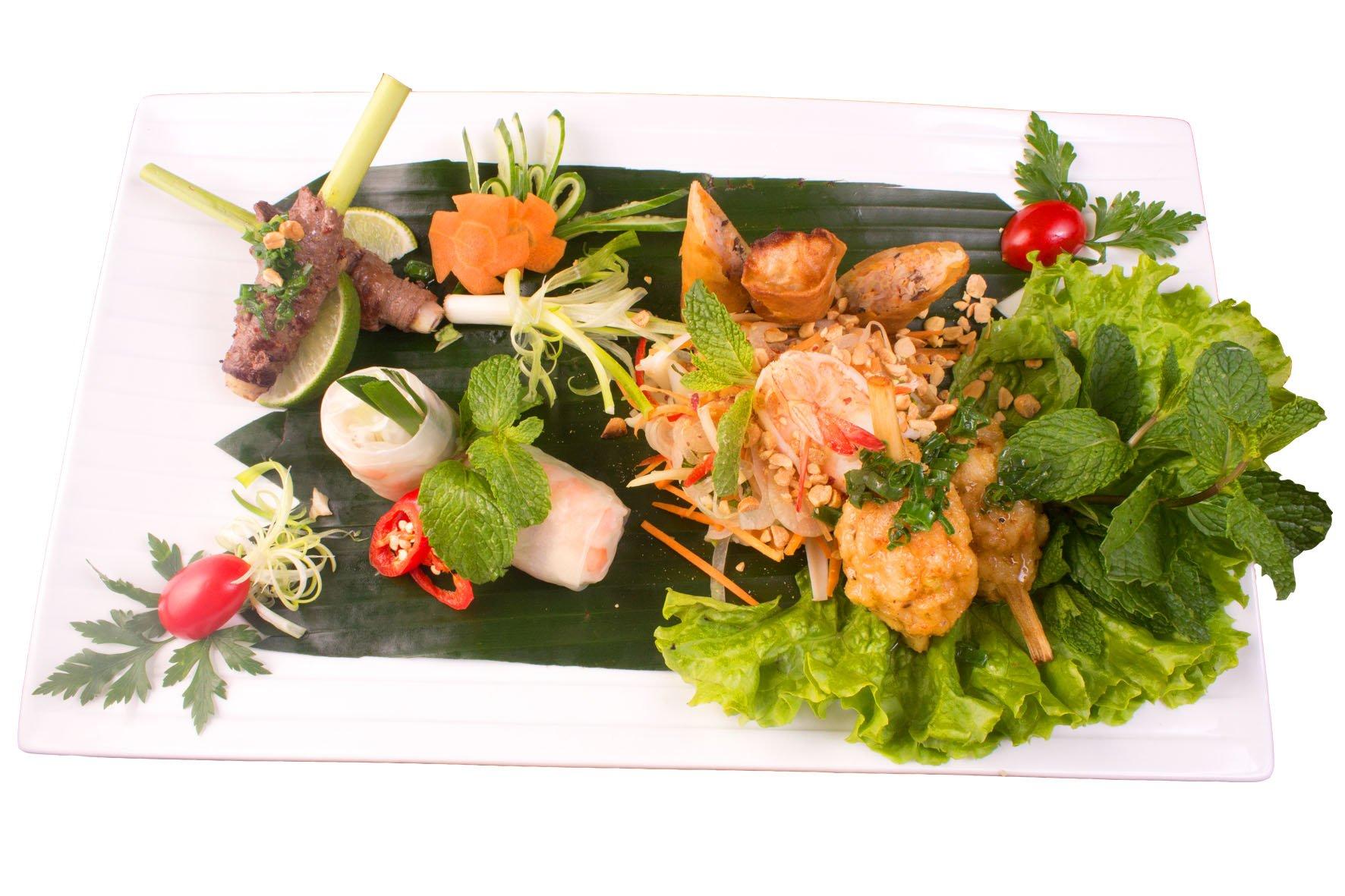Miss Saigon - Restaurante Vietnamita em São Paulo - Estrangeira