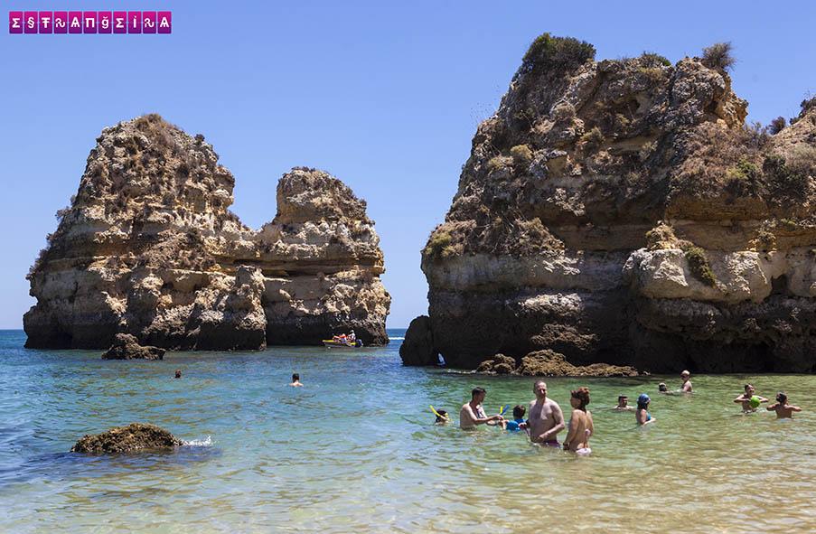 lagos-algarve-portugal-praia