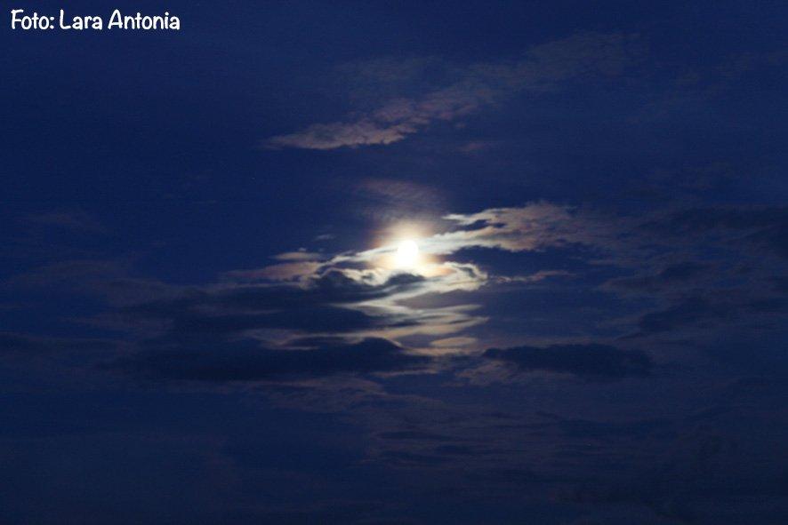 Sob a lua da Chapada!