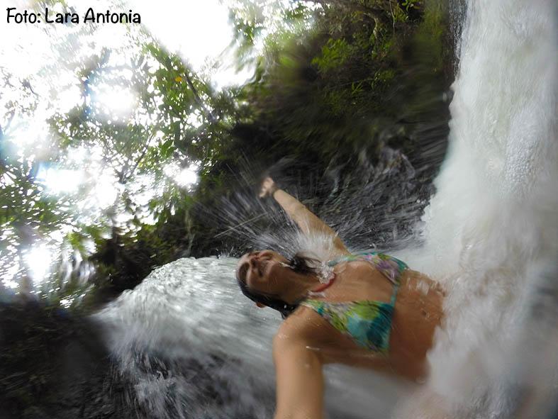 Mais um banho de cachoeira em Raizama (até porque nunca é demais, né?)