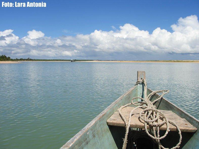 Visual tranquilo em Corumbau (sul da Bahia)