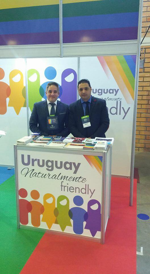 Foto cedida por: Cámara de Comercio y Negocios LGBT de Uruguay.