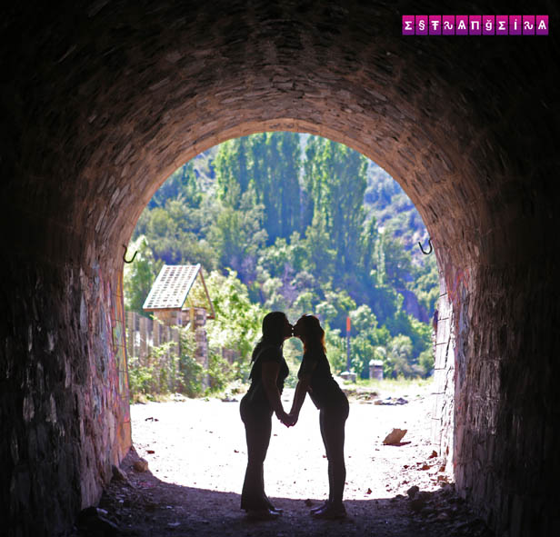 Existe luz no fim do túnel...e muito amor!