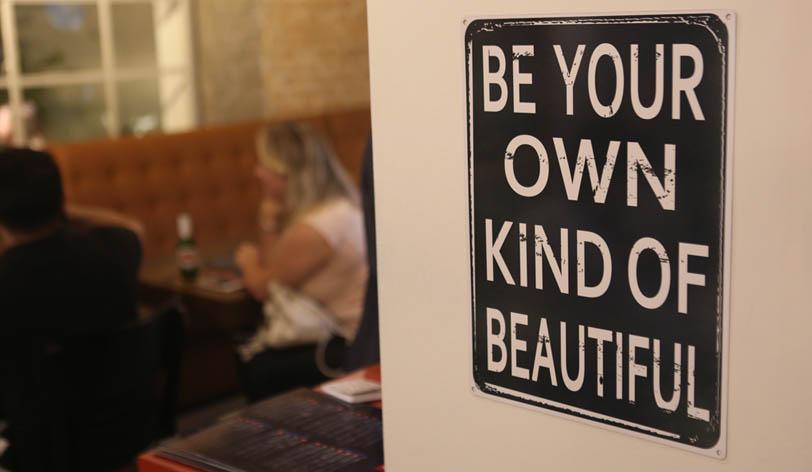 Seja o seu tipo de belo!