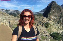 Machu Picchu de van