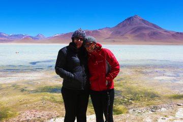 Laguna Colorada Bolívia roteiro viagem América do Sul