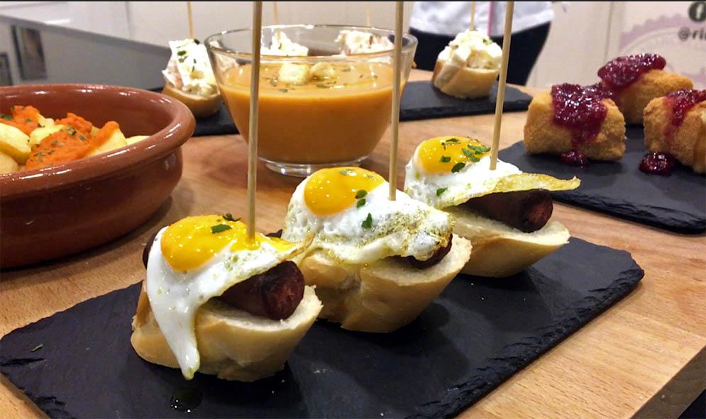Tem Na Web - Aprenda a fazer 5 receitas de tapas espanholas deliciosas e super fáceis!